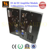 D1 e D2 Classe D digitale DSP Amplifier Module Speaker