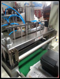 Taza de papel Tapa que hace la máquina