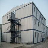 Vorfabriziertes Gebäude-Stahlrahmen für Werkstatt oder Lager