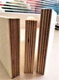 madera contrachapada de madera del álamo de los muebles de 5-21m m