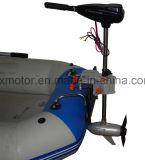 Moteur de pêche à la traîne électrique sans frottoir pour l'eau salée fraîche et