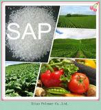 Het Groene (TM) Super Absorberende Polymeer van de aard (SAP) voor het Gebruik van de Landbouw
