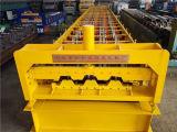 Pavimento d'acciaio della piattaforma del piatto che forma macchina