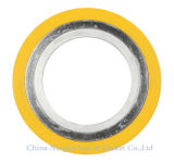 Spirale della grafite della guarnizione del metallo