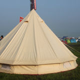 グループの屋外の鐘テント