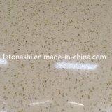 Azulejo blanco artificial/del Faux al por mayor de la estrella del mármol para el vector, encimera de la cocina