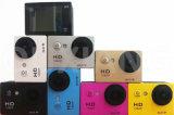 камера спорта камеры шлема 2inch 1080P миниая с рекордером функции W9 DV WiFi