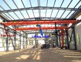 研修会で使用される単一のビーム天井クレーン