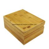 Bamboo коробка подарка вахты отделки Matt