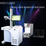Laser Marking Engraving Machine 20W de Switches Fiber de mur