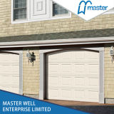 Walnut automatico Colour Garage Door/Wholesale Garage Door Sizes e Prices/Aluminum Garage Door Panels