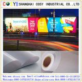 Bandera puesta a contraluz PVC de la impresión de Digitaces para la publicidad de asunto