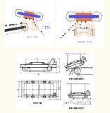 Сухой Self-Cleaning Electro магнитный тип пояса сепаратора для извлекать утюг