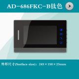 Видео- раковина телефона двери (AD-686FKC-B) Hands-Free