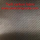 ткань углерода Twill ширины 200GSM 1m с хорошим ценой