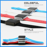 Preiswerteste intelligente Uhr der Bluetooth Uhr-Telefon-Uhr-Gu08s