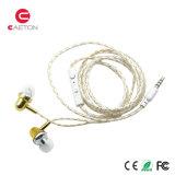 도매를 위한 OEM 상표를 붙이는 이어폰에 의하여 타전되는 플라스틱 이어폰