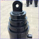 ISO9001&Ts16949のダンプトラックの望遠鏡の水圧シリンダ