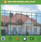 """3工場からの"""" X2 """"網Ral7016のヨーロッパの溶接された塀"""