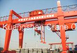 Doppelter Träger-Schienenportalkran 50 Tonne