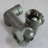 Carrocería de válvula inoxidable de la pieza de acero fundido 316 de la alta precisión