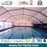 Grande tente claire de piscine de polygone d'envergure pour la couverture de piscine