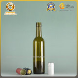 Piccole bottiglie di vetro vuote del vino rosso 375ml (023)