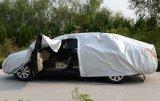 Tampa impermeável Theftproof de dobramento do carro do pára-sol da prata PEVA da qualidade avançada para BMW