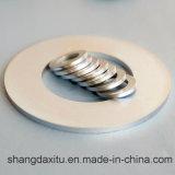 Aimant d'anneau permanent de néodyme de terre rare (NdFeB) N35sh--38sh