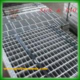 Grating de aço galvanizado do plugue para a construção