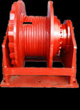 Reductor de velocidad montado eje redondo