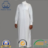 Tessuto arabo bianco di Thobe