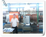 Torno horizontal grande del norte del CNC de China con la función que muele para el eje de aire (CG61160)