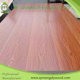 Más de 200 tipos empapelan la madera contrachapada hecha frente de Linyi