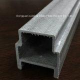Profil de fibre de verre de Corrosion-Résistance de poids léger, profil de FRP Pultruded