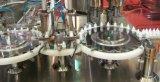 El llenado de colirios y sellado de la máquina