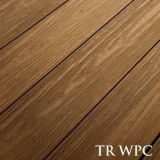 Поставка дешево и Decking Co-Extrusion Qaulified WPC