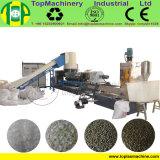 微粒への作成スクラップのプラスチックをリサイクルするための高く効率的なPE BOPPのHDPE PPの造粒機