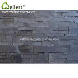 سوداء أردواز إفريز رصيف حجارة خارجيّة جدار قرميد بالجملة