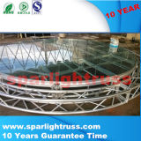 Etapa vidrio, escenario de conciertos, boda Etapa decoración China