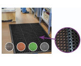 Mats caoutchouc Interlocking, Revêtements industriels Estero, Anti-Slip Industrial Flooring