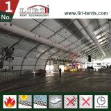 Центр выставки шатра кривого с AC для сбывания