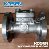Задерживающие клапаны поршеня кованой стали (H11)