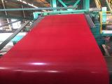 Цвет Ral Prepainted катушка Galvanied стальная
