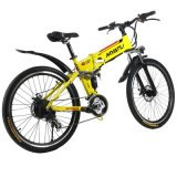 26インチ36V 250W 350W Folding Mountain Electric Bike (OKM-546)