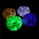 Lumière solaire de chaîne de caractères de Noël de la décoration 100LED 200LED 300LED 400LED 500LED DEL de jardin de fête de Noël