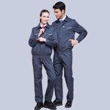 標準的なヨーロッパ作業ジャケット、建築工事のユニフォーム