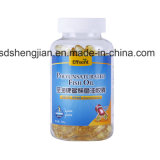 Migliorare la capsula di Softgel dell'olio di pesce del sistema 1000mg Omega 3 di anima