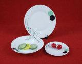 Articoli per la tavola di ceramica all'ingrosso del cinese del piatto dell'insieme di pranzo