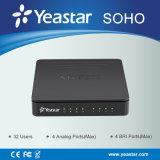 15의 동시 외침 FXS 운반 FXO 포트는 Soho IP PBX 시스템을 지원했다